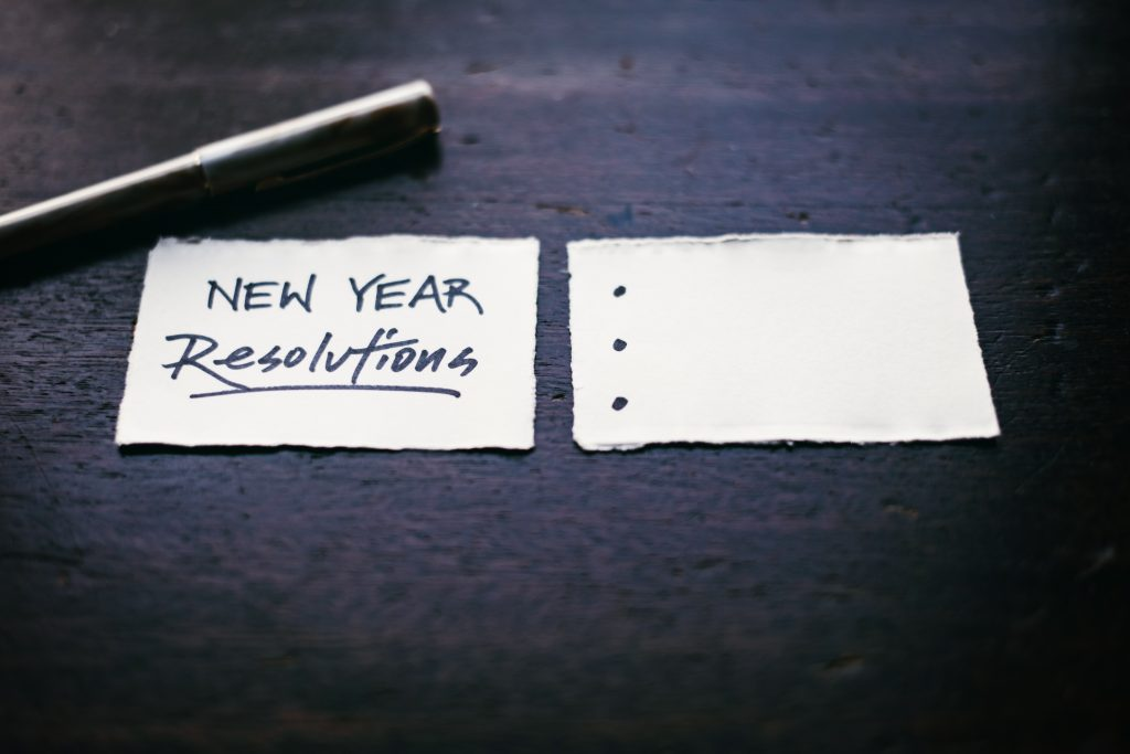 Set Your Goals for the New Year